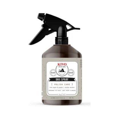 Kivo Dog Spray Polish Care