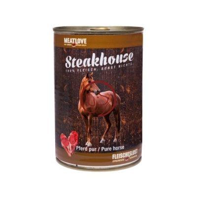 Steakhouse paard